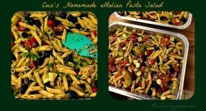 cocos pasta salad